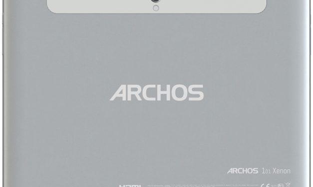 Prezzo basso e batteria di lunga durata: ecco il tablet di Archos