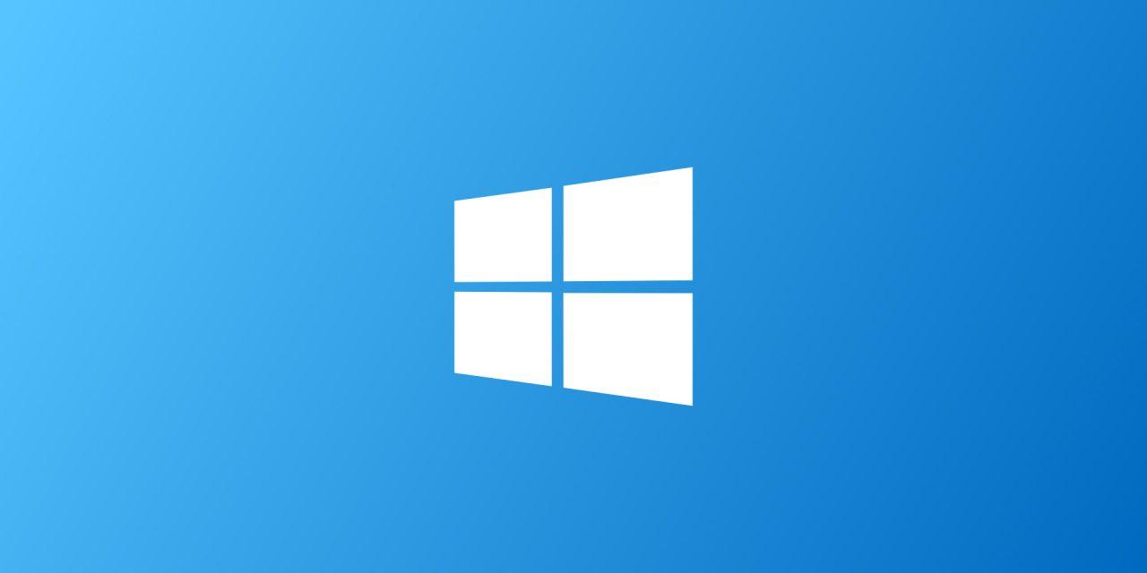 Informatica di base: Windows