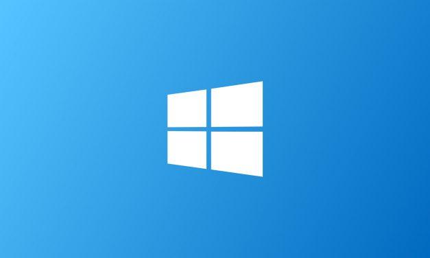 Manutenzione di Windows 10