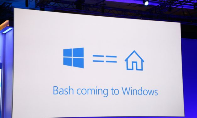 Ubuntu e Bash su… Windows 10!?