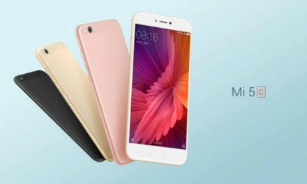 Recensione Xiaomi Mi 5c: design ed ergonomia