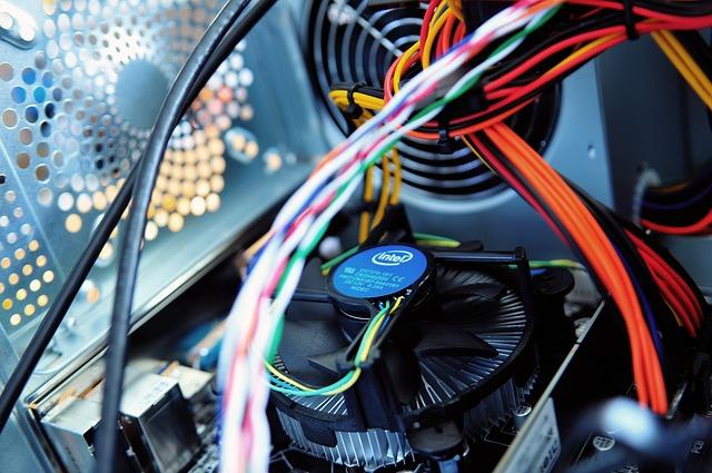 come raffreddare computer