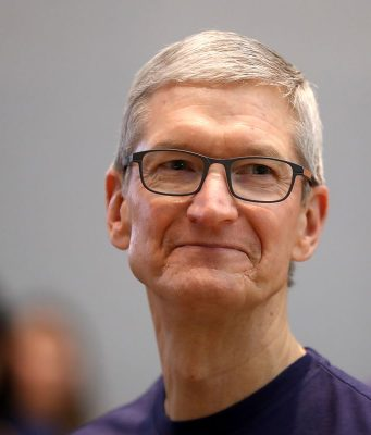tim cook pericolo tecnologia apple