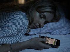 Sleep texting patologia dipendenza
