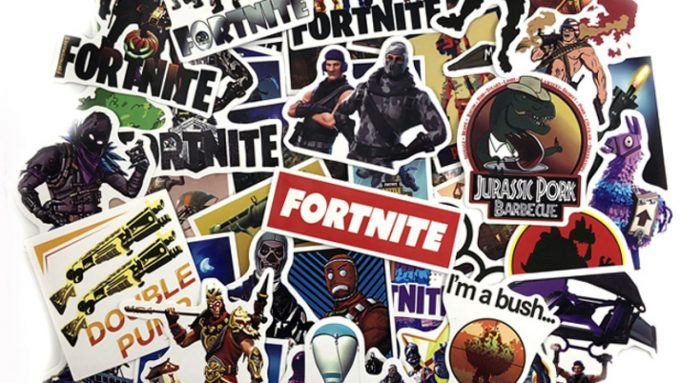 Figurine Fortnite Panini