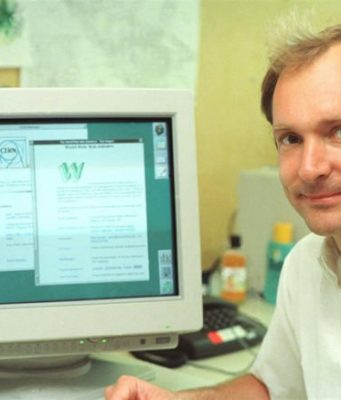 tim berners web