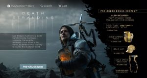 Death Stranding Twitch