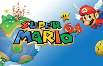 Mario 64 asta online